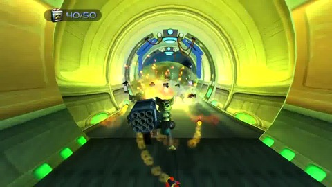 Ratchet and Clank Trilogy - Launch Trailer - FR - PS3.mp4
