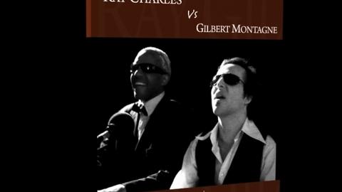 Ray Charles VS Gilbert Montagné - FAUSSE PUB