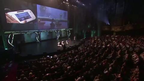 Rayman Legends  - E3 2012 Demo Gameplay Wii U