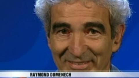 "Raymond Domenech ""Gonflé"""