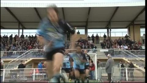 RC Massy Essonne: l'aventure vers la Pro D2 continue! (Rugby)