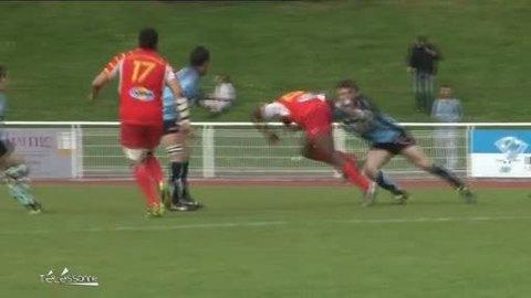 Le RC Massy se dirige vers la Prod D2 (Rugby)