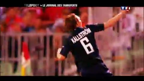 """(Re)Voir Téléfoot """"spécial transfert"""" du dimanche 12 juin 2011"""
