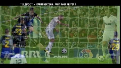 Real Madrid : Karim Benzema, parti pour rester ? (22/05/2011)