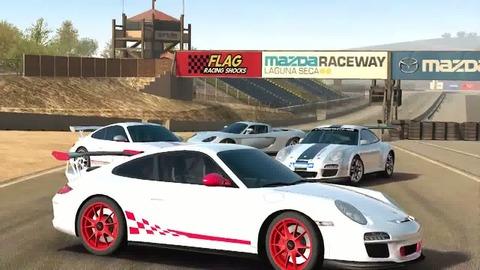 Real Racing 3 - Porsche Trailer - iOS