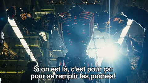 Real Steel - Bande annonce