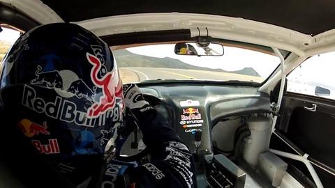 Le record de Pikes Peak 2012 en intégralité