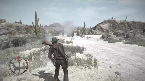 Red Dead Redemption - Feature 2 - PS3/Xbox360
