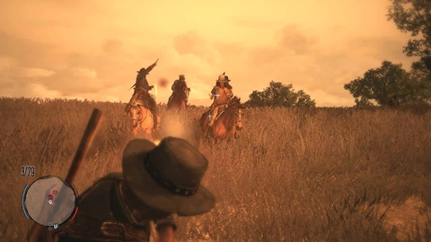 Red Dead Revolver- PS3 -Xbox 360 - PC - Trailer et Gameplay