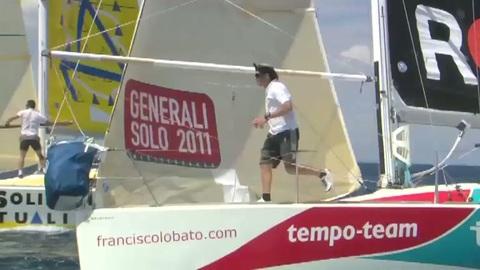 Regatta N°63: Le baptême de Groupama 4, le chavirage d'Oracle Racing, Générali Solo, duel Safran / PRB, World Match Racing Tour en Corée, Sail for Gold