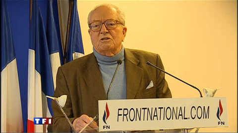 Régionales : la consigne de Jean-Marie Le Pen pour le 2nd tour