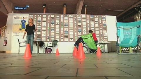 La réinsertion grâce au squash! (Mulhouse)