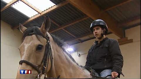 La réinsertion par l'équitation