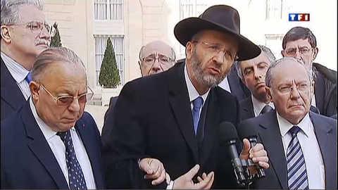 Religieux juifs et musulmans affichent leur unité