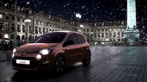 Renault > Twingo et Mauboussin, le luxe descend dans la rue