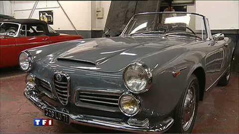 Rénover les voitures anciennes, tout un art