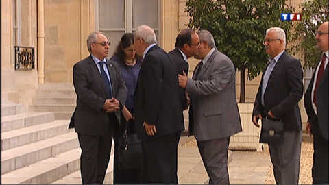 Rentrée chargée pour Hollande et le gouvernement Ayrault