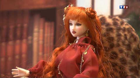 Réparer les Barbie cassées, la passion de Fabienne