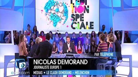 La réponse de Nicolas Demorand à Pascale Clark