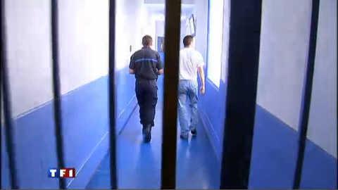"""Reportage dans le """"quartier arrivants"""" d'une prison"""