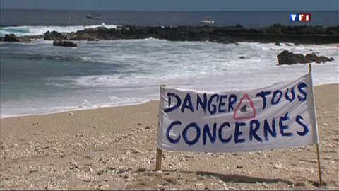 Le requin menace l'économie touristique de la Réunion