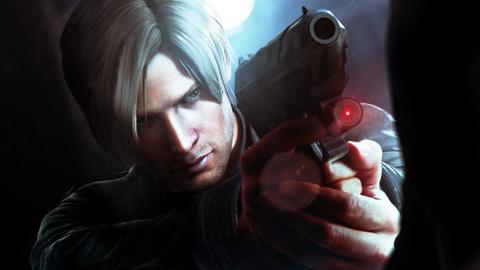 Resident Evil 6 - Comic Con 2012 Gameplay Trailer - Leon