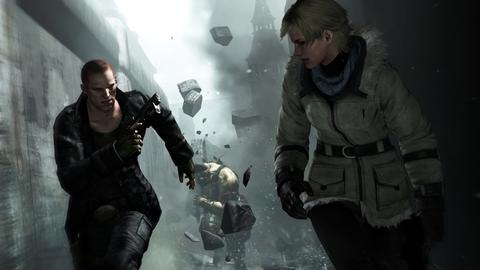 Resident Evil 6 - Comic Con 2012 Gameplay Trailer - Jake