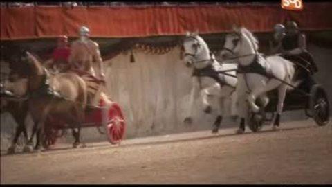 """Le retour des """"Grands Jeux Romains"""" à Nîmes"""