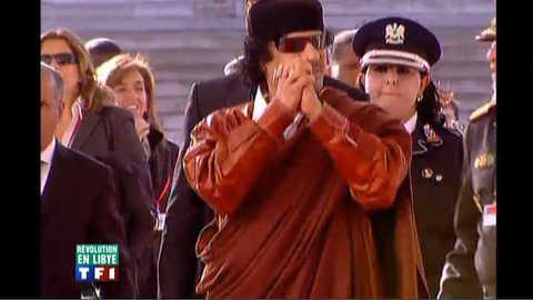 Retour sur le parcours de Kadhafi