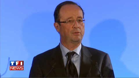 Retraite à 60 ans : Hollande réaffirme sa position