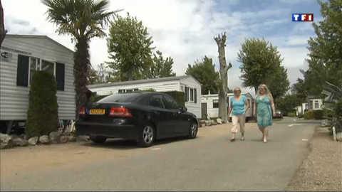 Les retraités prennent leurs quartiers d'été dans les campings