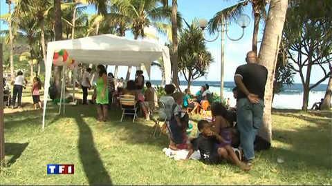 A la Réunion, le pique-nique est le rituel du dimanche