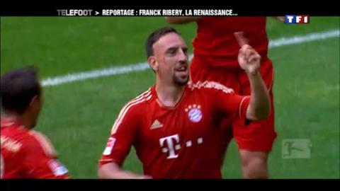 Ribery, la nouvelle lune de miel (25/09/2011)