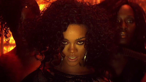 Rihanna - Where Have You Been (2012)