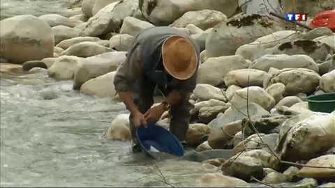 La rivière du Chéran, perle du massif des Bauges