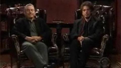 Robert De Niro et Al Pacino : 10 raisons d'être acteur