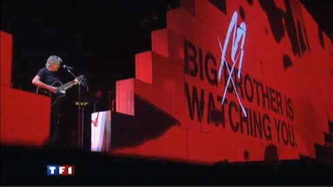 Roger Waters fait revivre les Pink Floyd à Bercy