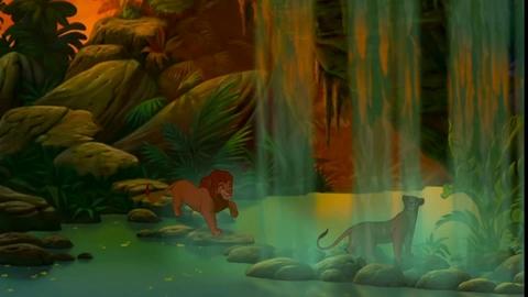 Le Roi Lion - Sara - Il vit en toi