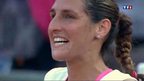 Roland-Garros : l'immense exploit de Virginie Razzano