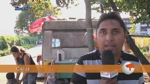 Roms: plus d'expulsions, place à l'intégration (Alsace)