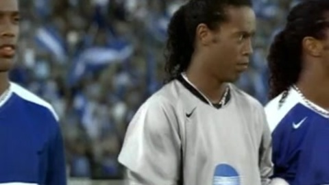Ronaldinho top 7 best moves