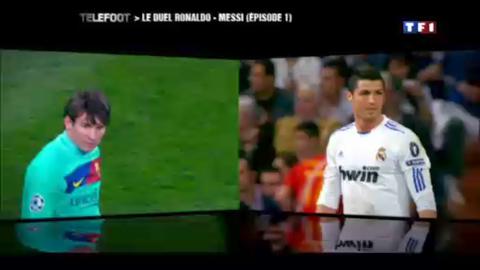 Ronaldo / Messi : épisode 1 ! (17/04/2011)