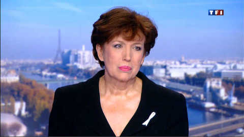 "Roselyne Bachelot aux femmes battues : ""oser parler"""