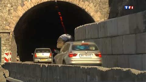 La route vers Tignes et Val-d'Isère partiellement rouverte