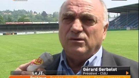 Rugby: le CSBJ au bord de la faillite