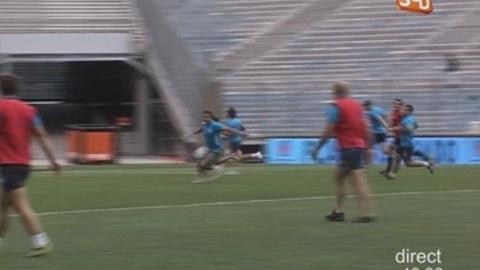 Rugby: Montpellier en reconnaisance à Marseille