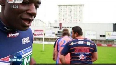 Rugby : L'US Tours fait son Lipdub !!!