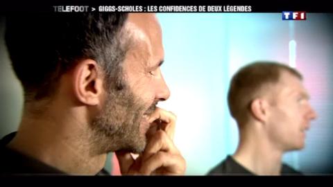 Ryan Giggs et Paul Scholes : confidences de deux légendes ! (29/04/2012)