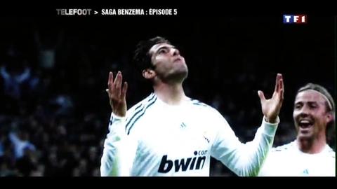 La saga Benzema : Episode 5 : Benzema avec kaka - 07/02/2010