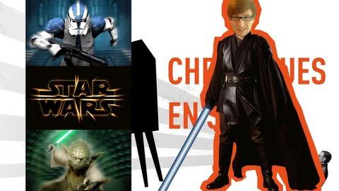 La saga Star Wars débarque en série tv ! [CES #16]